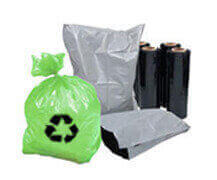 Degradable film quote for bags