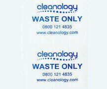 bespoke trade waste sacks